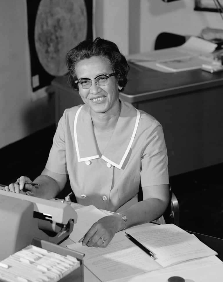 Katherine G. Johnson (La calculadora humana)
