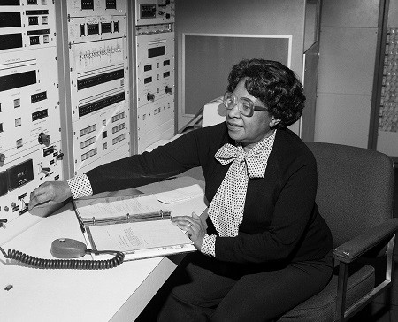 Mary Winston Jackson (Primera mujer ingeniera de la NASA)